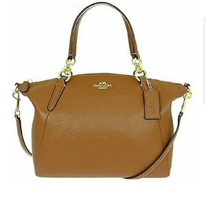 Coach Bags - Coach Leather Small Kelsey Cross Body Bag